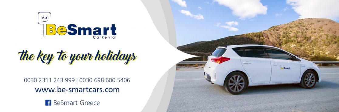 BeSmart Greece - Rent A car